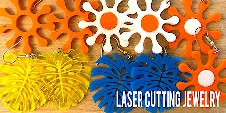 Laser Cutting Jewelry tickets