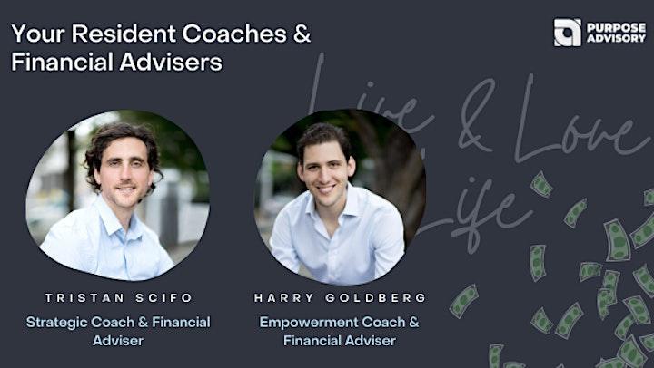 Life & Money Conversations:  Breaking Bad Habits & Creating New Ones image