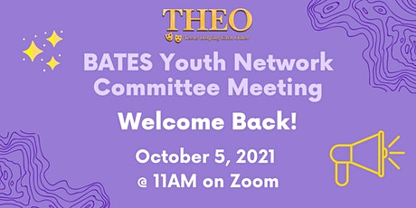 BATES Committee Meeting tickets