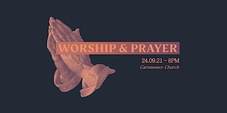Worship & Prayer  I  24.09.21 tickets