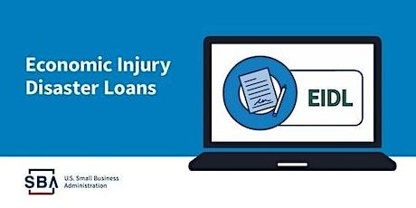New Enhancements to COVID Economic Injury Disaster Loan (EIDL) Program tickets