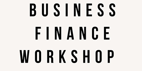 Business Finance Workshop tickets