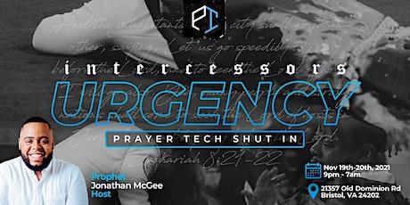 Prayer Tech Shut In tickets