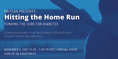 Hitting the Home Run | Diabetes Research Update tickets