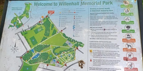 The Willenhall Memorial Park/Fibbersley Nature reserve Bicycle Tour. tickets