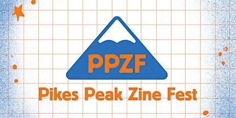 Pikes Peak Zine Fest 2021 tickets
