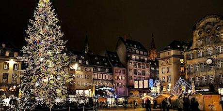Marché de Noel à Strasbourg & Colmar 2021 - 25-26 décembre billets