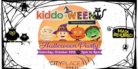 Kiddo-Ween Party tickets