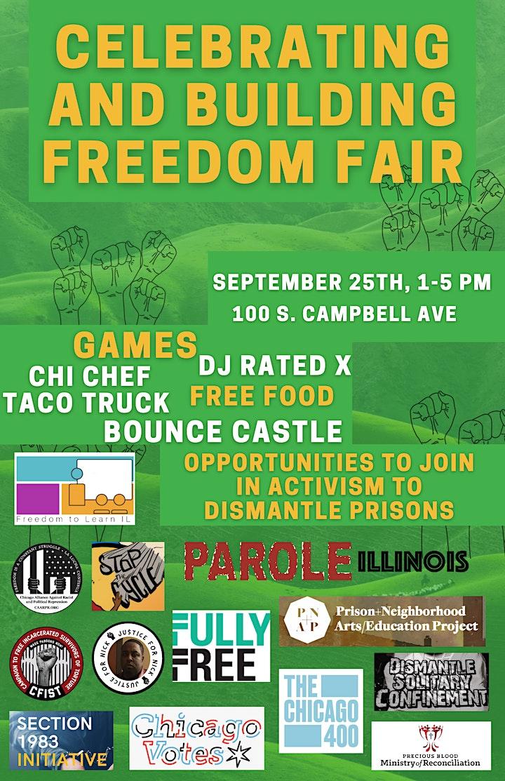 Celebrating & Building Freedom Fair image