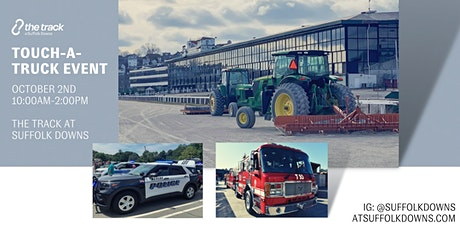 Touch-a-Truck at The Track tickets