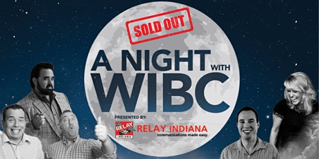 A Night With WIBC: Presented by Relay Indiana tickets