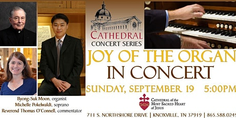 Cathedral Concert: Joy of the Organ tickets