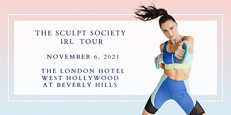 The Sculpt Society IRL Tour- LOS ANGELES tickets