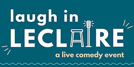Laugh In LeClaire Comedy Night tickets