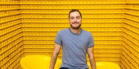 Matt Wright Prepares Material for His Next Comedy Album tickets