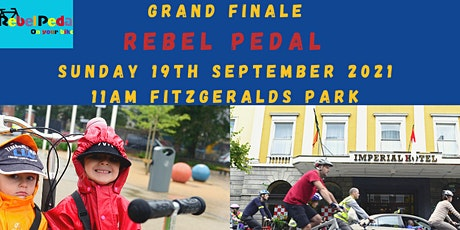 Rebel Pedal tickets