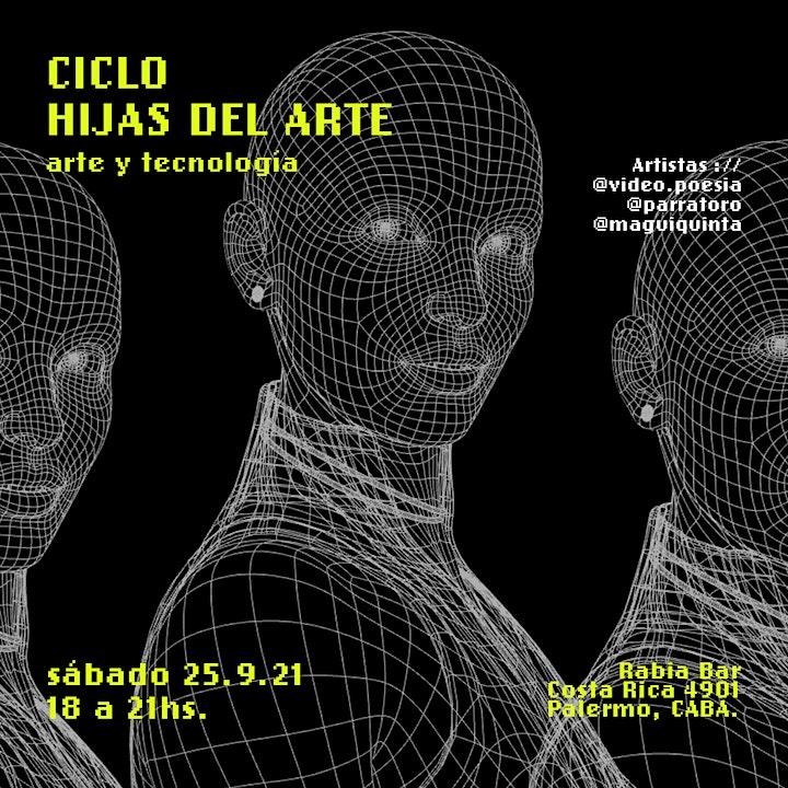 Imagen de Ciclo Hijas del Arte