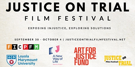 Justice on Trial Film Festival 2021 tickets