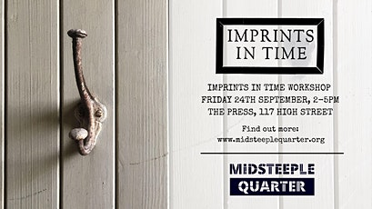 Imprints in Time Workshop tickets