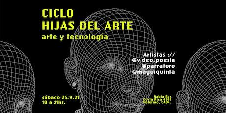 Ciclo Hijas del Arte tickets