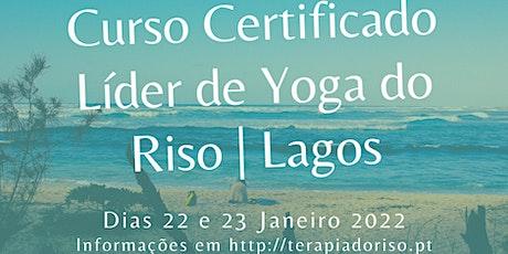 Curso Líder de Yoga do Riso | Lagos bilhetes