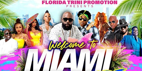 Welcome to Miami Carnival Jump Start tickets
