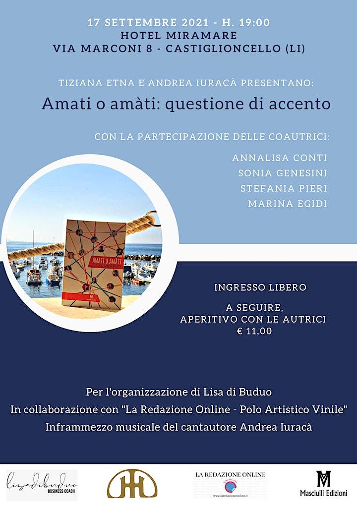 Immagine Libro Amati - presentazione