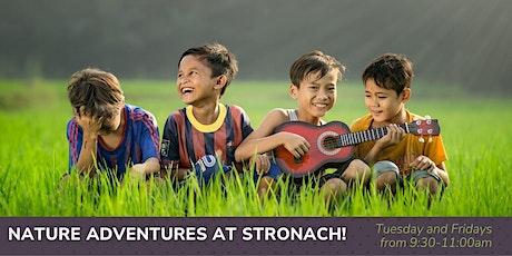 Nature Adventures Outdoor Playgroup - Stronach! tickets