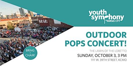 YSKC Outdoor Pops Concert tickets