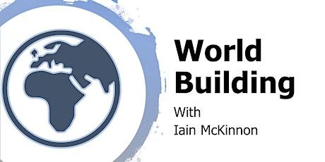 Creative Writing: World Building tickets