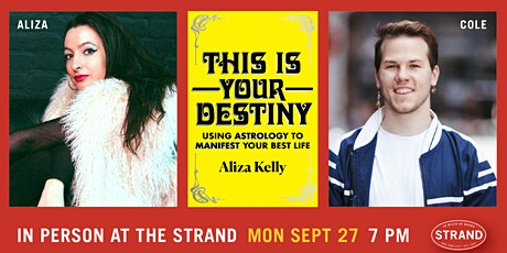 Aliza Kelly + Cole Prots: This Is Your Destiny tickets