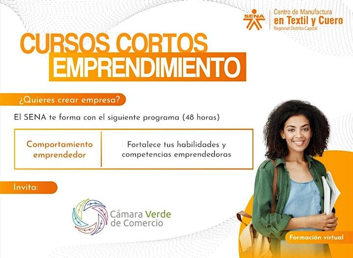 Alianza con el SENA: Curso con Certificado sobre COMPORTAMIENTO EMPRENDEDOR image
