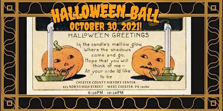 2021 Halloween Ball tickets