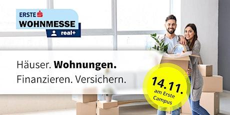 Erste Wohnmesse 2021 | Häuser. Wohnungen. Finanzieren. Versichern. Tickets