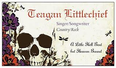 Teagan Littlechief with Guest Berk Jodoin (4 Course Meal Included) tickets