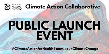 Climate Action Collaborative  Public Launch tickets