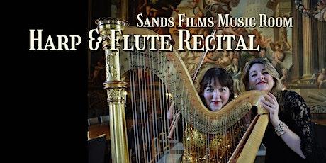 Flute & Harp Recital (In person tickets access) tickets