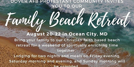Protestant Family Beach Retreat tickets