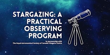 Stargazing: A Practical Observing Program tickets