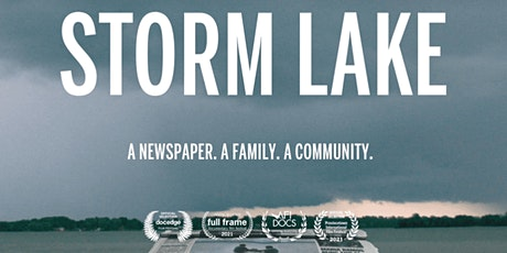 Doc's Addition: Screening of Storm Lake by Jerry Risius and Beth Levison tickets