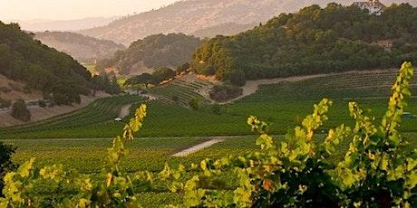 Silverado Vineyards Wine Dinner tickets