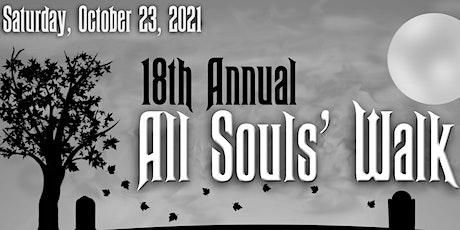 All Souls' Walk tickets