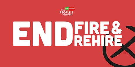 End Fire & Rehire – with Barry Gardiner MP tickets