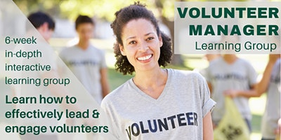 Volunteer Manager Learning Group