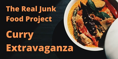 TRJFP Curry Extravaganza tickets