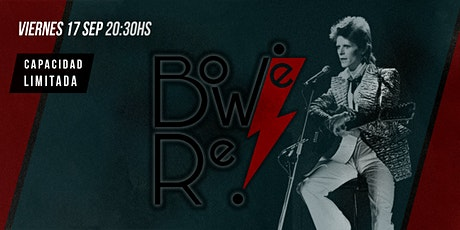 Bowie Remembered tickets
