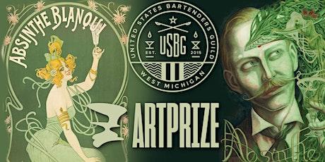 Absinthe & Art - ArtPrize 2021 tickets