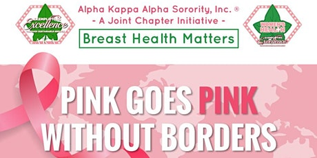 Pink Goes Pink Without Borders tickets