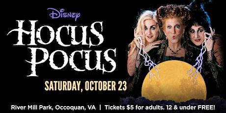 Movie Night: Hocus Pocus tickets
