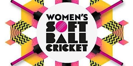 Cavaliers & Carrington CC - Women & Girls Softball Cricket Festival tickets